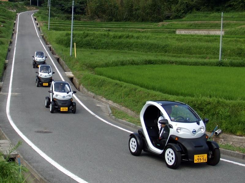 超小型電動車両