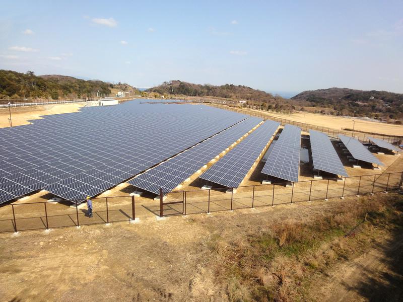 住民参加型くにうみ太陽光発電所