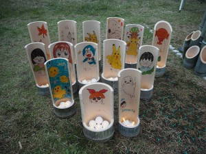 竹灯籠祭①