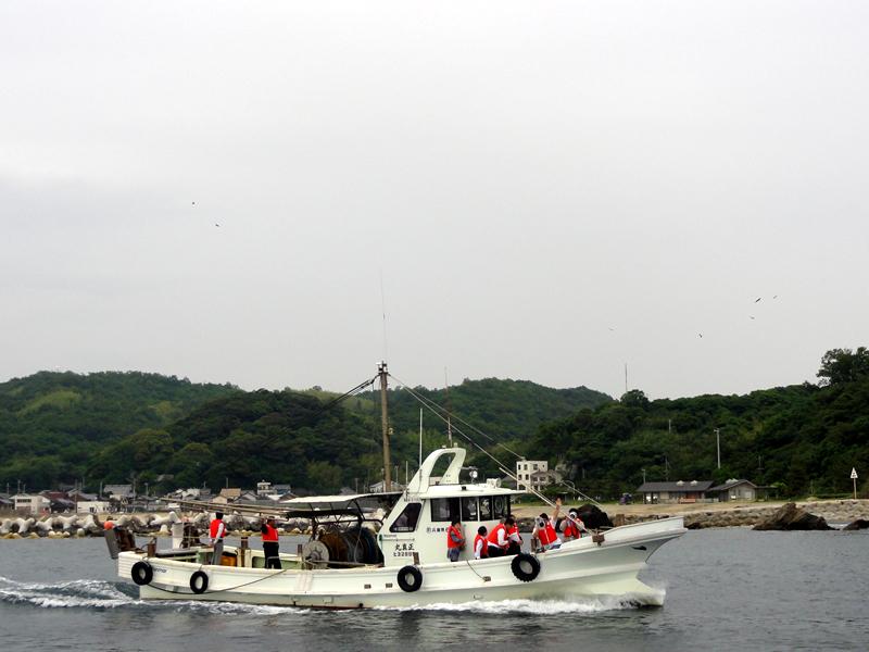 周遊漁船おのころクルーズ